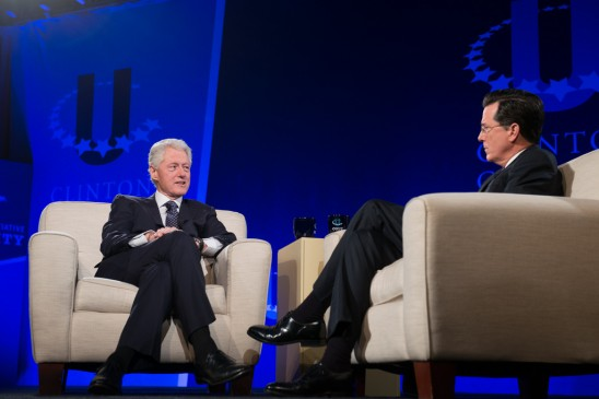 Students Commit to Action at Clinton Conference