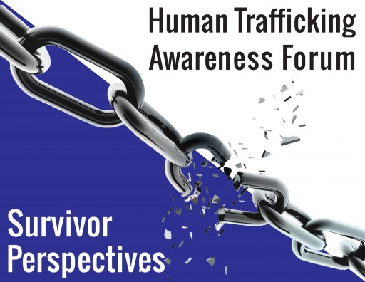 Human-Trafficking Survivors Share Stories