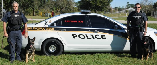 UCF Sorority, Police Raise Money for New K-9