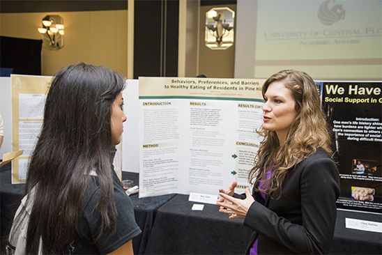 Showcase Your Project at the Graduate Research Forum