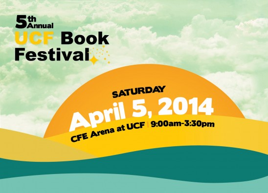Readers of All Ages Welcome at Saturday's UCF Book Festival