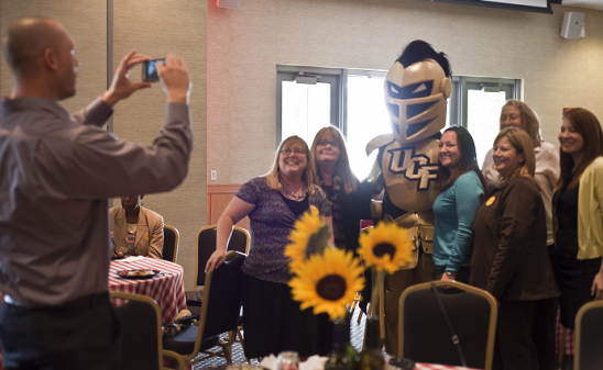 Record Number of Faculty and Staff Donors Believe in UCF