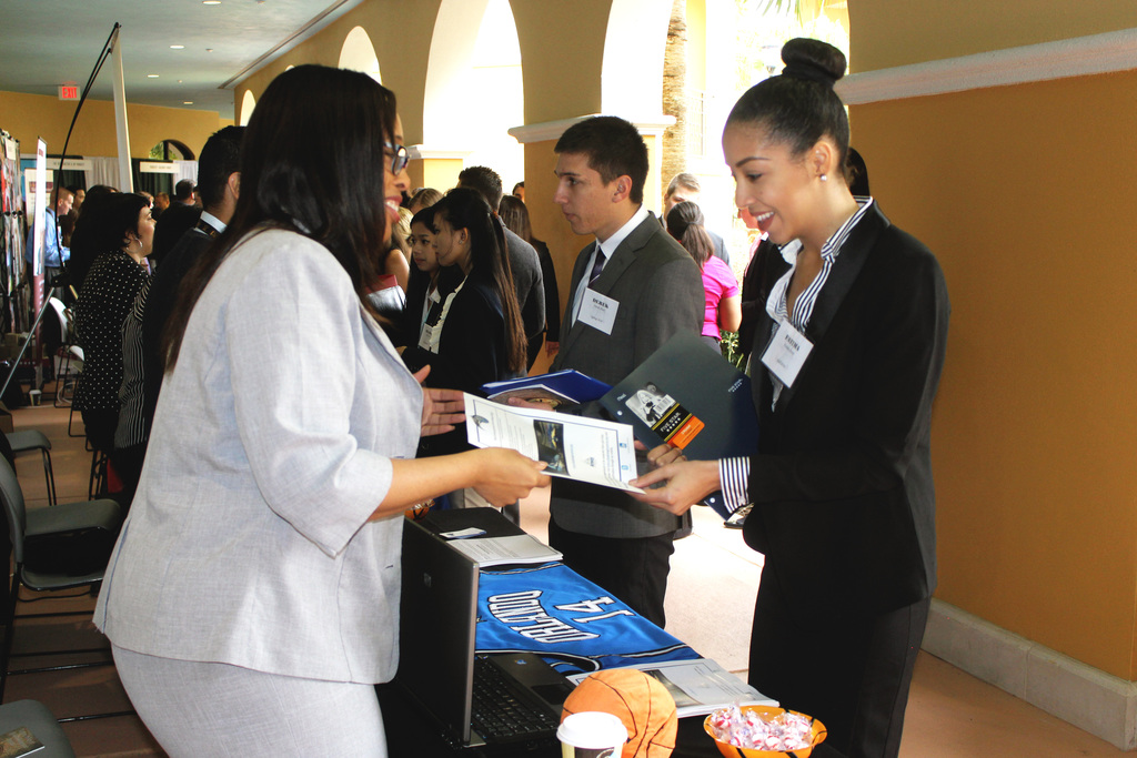 Over 60 Employers Talk Jobs Internships With Hospitality
