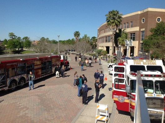 Campus Safety Week Reminds Students to Be Vigilant, Prepared