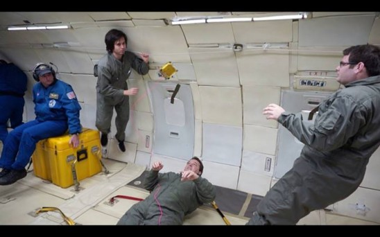 UCF Team Tests Satellite Design in Zero Gravity