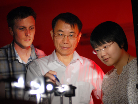 World Leader in LCD Research Selected for National Award