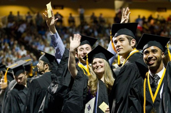 UCF Celebrates Graduation with 6 Ceremonies May 1-3