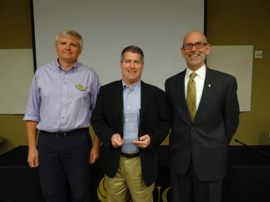 Inaugural Schell Award Recognizes Innovative Writing Instruction