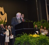 Achievements Recognized at Founders' Day Honors Convocation