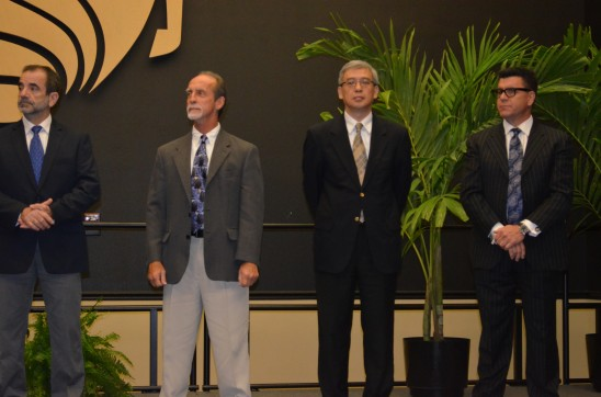 4 Named Pegasus Professors, UCF's Top Academic Award