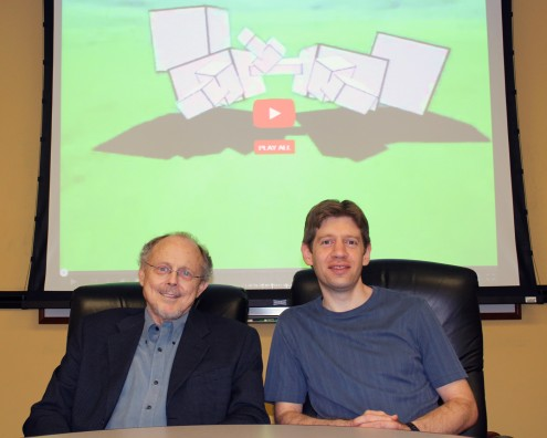 Gift to Computer Scientist Inspires Open-Ended Discovery