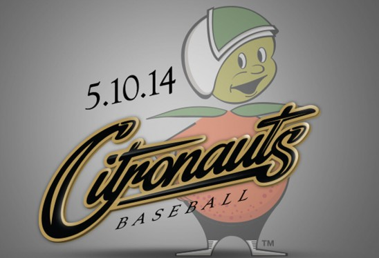 Knights Baseball Team Welcomes Back the Citronaut