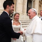 Pope Francis Blesses UCF Marriage