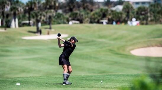 Golf: Ashley Holder, Player of the Year
