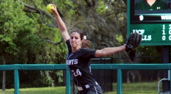 Softball: UCF Earns Top Seed