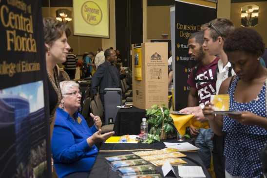 Big Ideas for a Brighter Future: Grad Fair 2014