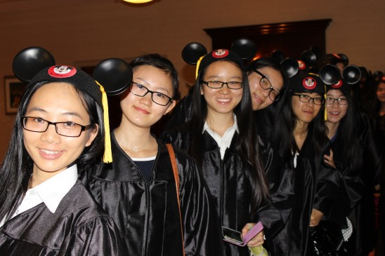 "International Students Earn their ""Ears"" at Rosen College"