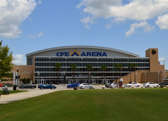 Parking, Traffic Changes for Friday Campaign Event at CFE Arena