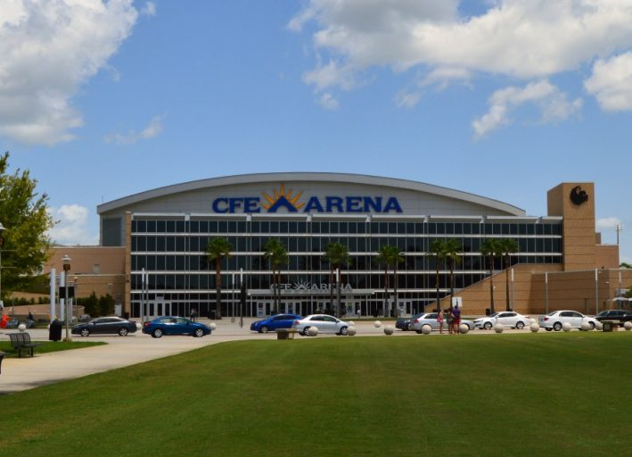 SGA's UCF-Penn State watch party in front of the CFE Arena will include a pep band, cheerleaders and appearances from other varsity athletic teams.
