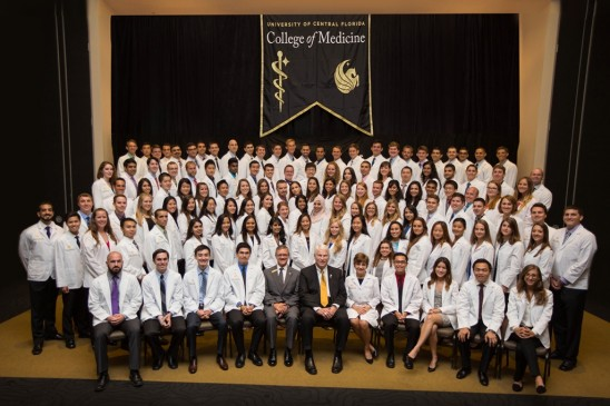 Welcome Med School Class of 2018