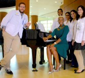 "The Voice's Sisaundra Lewis Headlines ""Jazz On A Green"" At UCF Medical School Nov. 15"