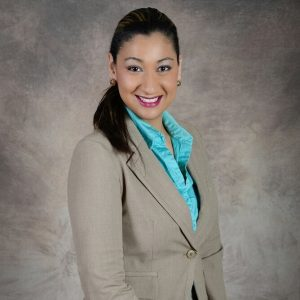 Dr. Cyndia Morales serves as the assistant director for Multicultural Academic & Support Services.