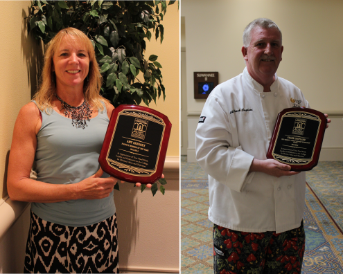 Rosen College Names 2014 Faculty Member of the Year & Culinary Excellence Award Recipient