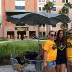 Fall Semester Kicks Off With Move-In Weekend
