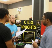 Expo Welcomes Students to UCF