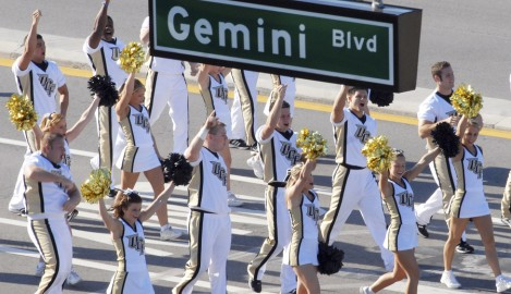 Learn About UCF, Cheer on Knights During Family Weekend