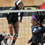 Volleyball: 2-0 History-making Road Trip
