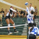 DeLaina Sarden: Volleyball Player of the Week