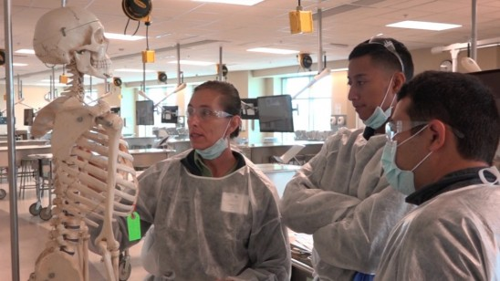 Casselberry First Responders Visit Med School To Better Serve Public