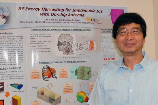 UCF Takes Lead Research Role for Emerging 'Internet of Things'
