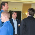 UCF Students Network at ICSC Conference