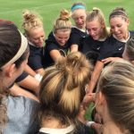 Women's Soccer: Knights Move Up to No. 18