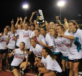 Women's Soccer: A Perfect 9-0 at Home
