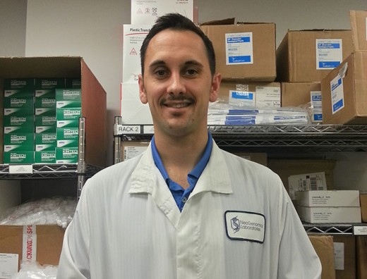 Keeping Up With Cancer Research — and Mustaches