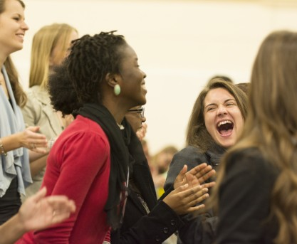 HAPPY Hour Student Showcase Invites Alumna to Inspire the Next Wave of Teachers