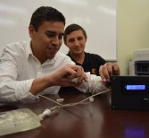 UCF Students' Prototypes Include Space Friendly IV, Artificial Lung
