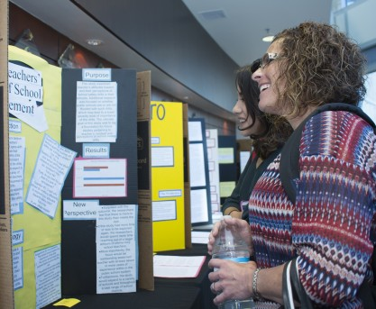 CEDHP Undergrads Learn About and Conduct Research Early On