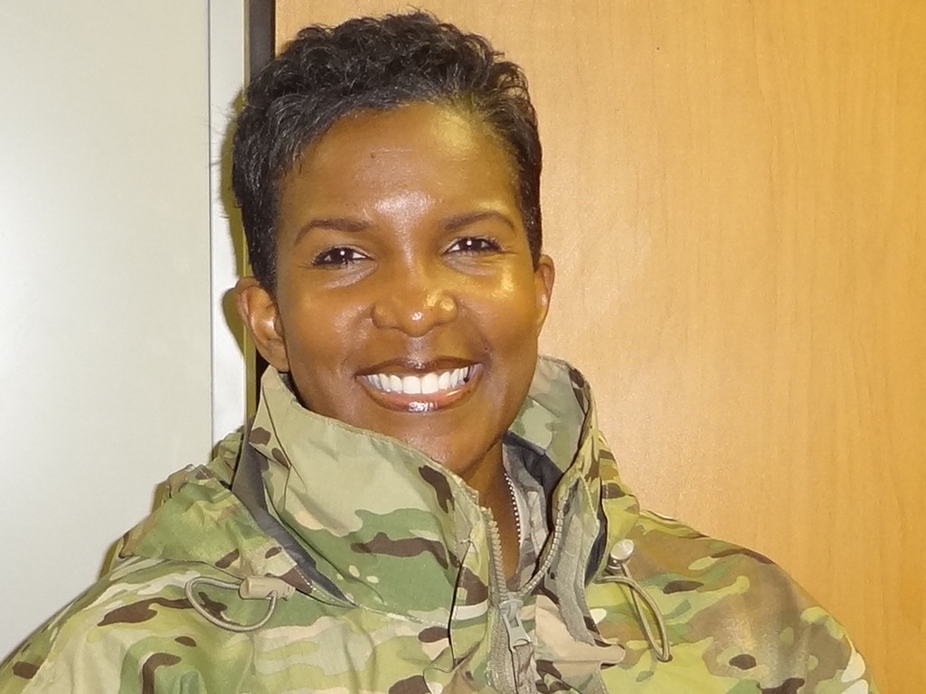 meet ltc melisa gantt army nurse researcher ucf news  meet ltc melisa gantt army nurse researcher ucf news university of central florida articles orlando fl news