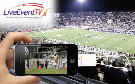 """The """"Live"""" Fan Experience will be Transformed for Select Group of Fans Attending Knights' Upcoming Home Football Game vs. SMU"""