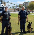 Name UCF's New Police Dog, See Magic at Thursday's K-9 Fundraiser