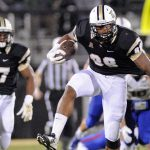 Football: UCF 31, Tulsa 7