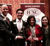 Professional Selling Students Make UCF History at ICSC
