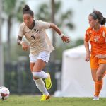 Women's Soccer: 8 All-conference Awards, League Best