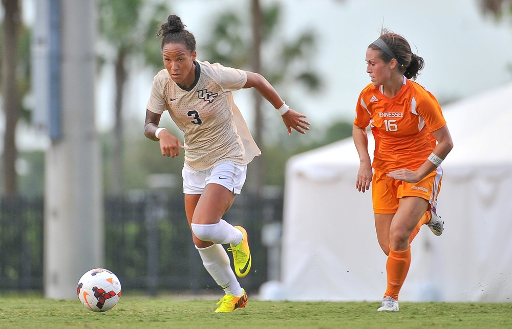 Women's Soccer: 8 All-conference Awards, League Best - UCF ...
