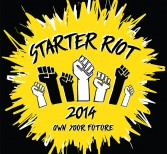Starter Riot 2014: Tips and Treats for Student Start-ups
