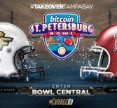 Knights to Face NC State in Bitcoin St. Petersburg Bowl